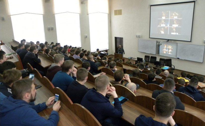 В університеті відбувся GeekDay