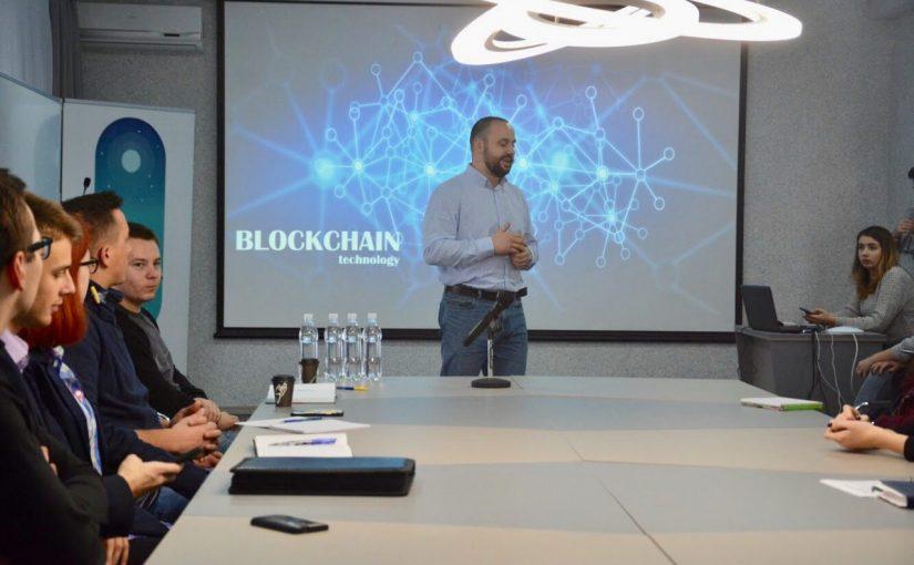 В університеті відбувся тренінг – «Не Bitckoin'ом єдиним. Цифрова економіка»