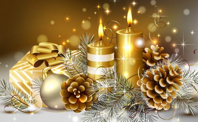 Вітання ректора університету з Новорічними та Різдвяними святами!