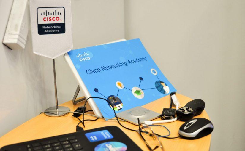 Участь представників Житомирського державного технологічного університету у конференції з нагоди 20-річчя програми мережних академій Cisco