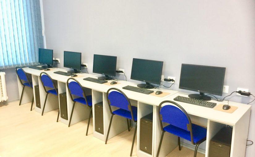 Житомирський державний технологічний університет придбав 100 сучасних комп'ютерів для підвищення якості освітнього процесу