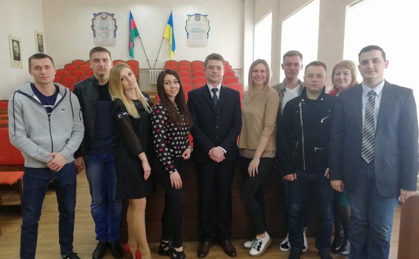 Співпраця прокуратури області з ЖДТУ
