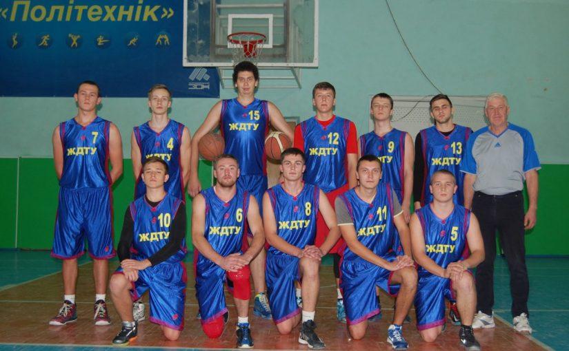Студенти  ЖДТУ в фінальній частині Чемпіонату України