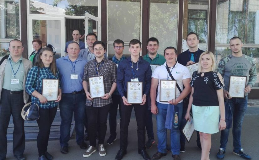 Студенти ЖДТУ – кращі в області автори науково-технічних розробок