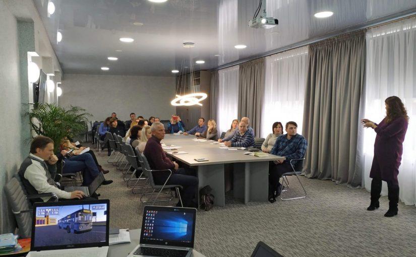 Семінар-нарада для керівників гуртків інформаційних технологій
