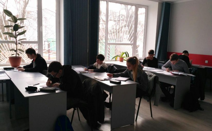 Відбірково-тренувальні збори учасників IV етапу Всеукраїнської олімпіади з математики