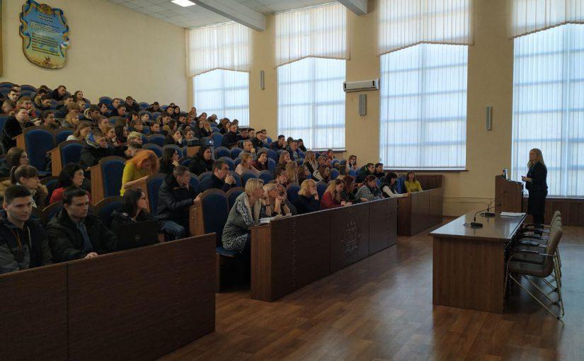 Практичний семінар по інформуванню студентів-бакалаврів ЖДТУ щодо особливостей складання ЗНО з іноземної мови при вступі в магістратуру