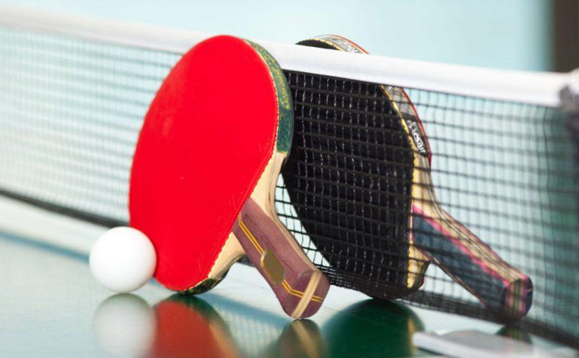 Чемпіонат міста з настільного тенісу серед школярів в ЖДТУ