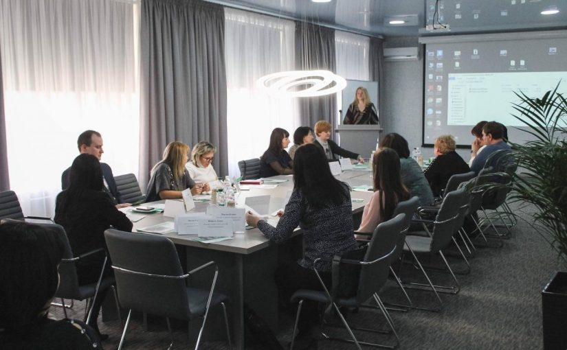 Стратегічна сесія на факультеті економіки та менеджменту ЖДТУ з партнерами