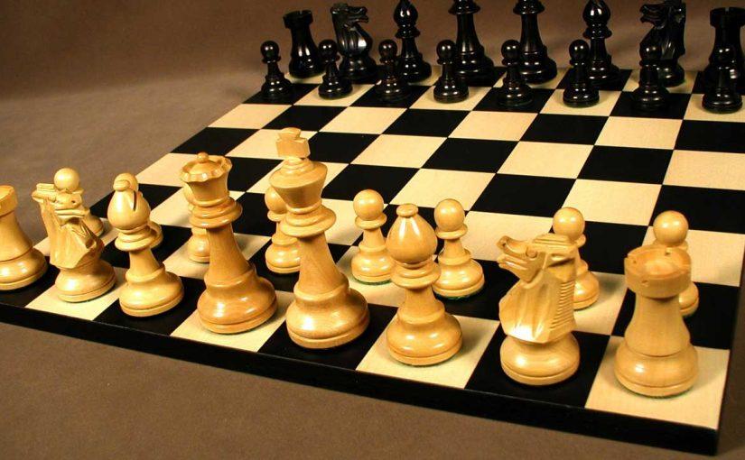 Відкритий Чемпіонат міста Житомира з шахів пам'яті Є.М. Рибалкіна в ЖДТУ