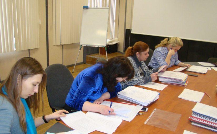 Підсумки першого етапу ІІ туру Всеукраїнського конкурсу студентських наукових робіт зі спеціалізації «Підприємництво» у 2018/2019 н.р.
