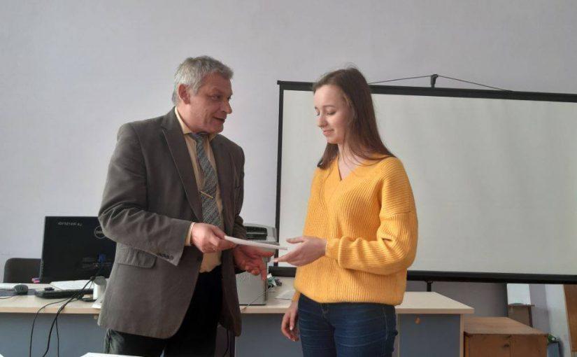 Перемога студентів факультету ІКТ у ІІ-му турі конкурсу наукових робіт