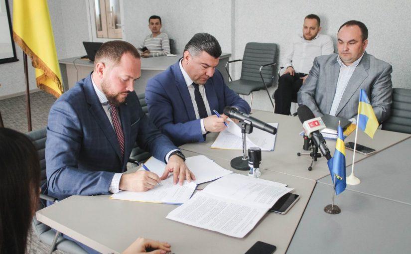 Підписано договір про співробітництво між Житомирською політехнікою та Державною службою України з безпеки на транспорті