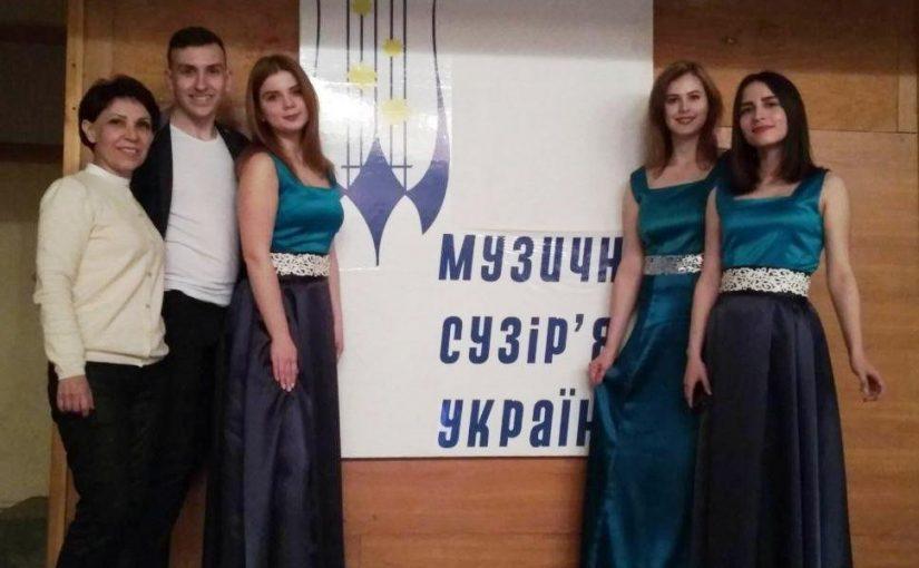 Студенти Житомирської політехніки – учасники ансамблю «Акорд» підкорили пісенний фестиваль-конкурс «Музичне сузір'я України» у м. Дніпро