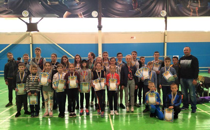 У Житомирській політехніці відбулися обласні змагання з бадмінтону серед юнаків та дівчат