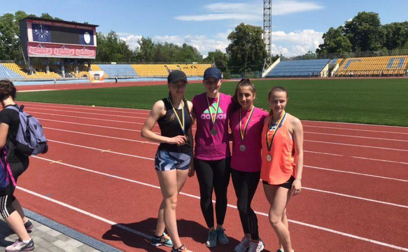 Здобутки студентів Житомирської політехніки на Чемпіонаті України з естафетного бігу