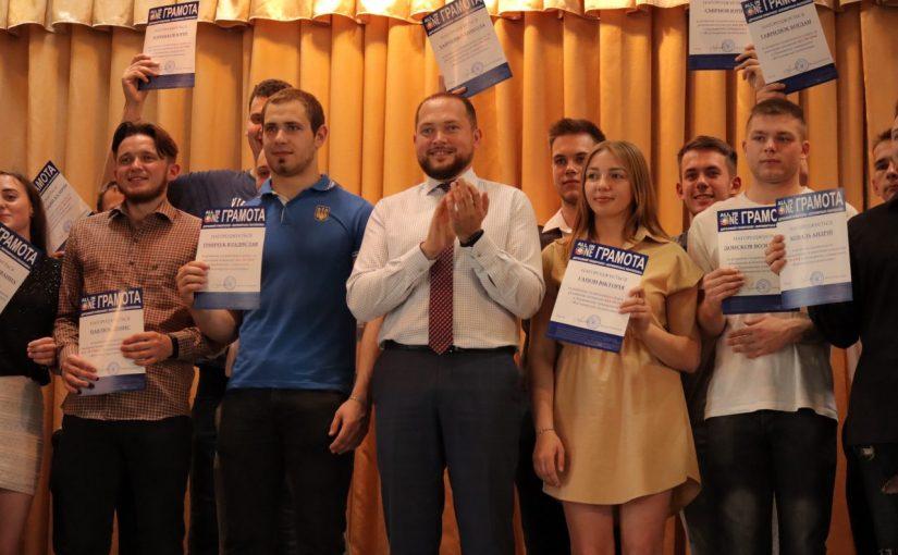 Студентський олімп – 2019 в Житомирській політехніці