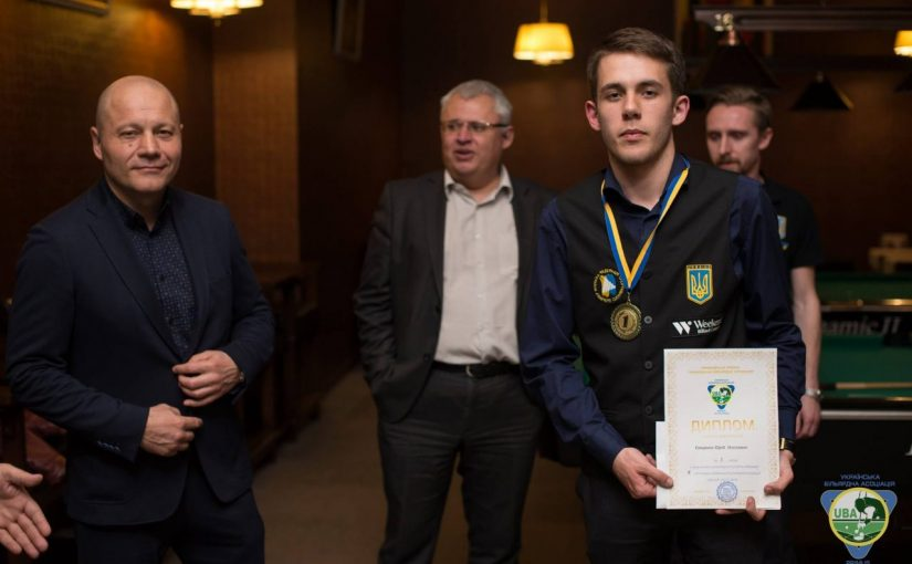 Здобутки студентів Житомирської політехніки на Чемпіонаті України з більярдного спорту (вільна піраміда)