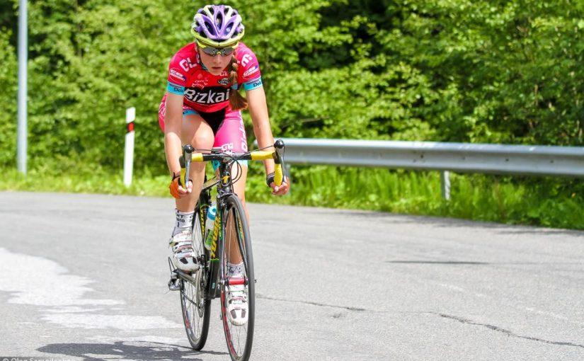 Студентка Житомирської політехніки Діана Пастух – призерка Чемпіонату України з велоспорту