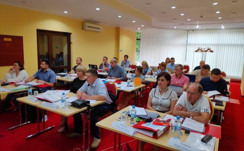 Викладачі Житомирської політехніки пройшли курс з підготовки енергоаудиторів від Фонду енергоефективності