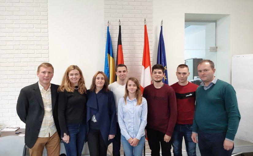 Участь студентів та викладачів Житомирської політехніки в тренінгу «Громадська участь в місцевому бюджетуванні»