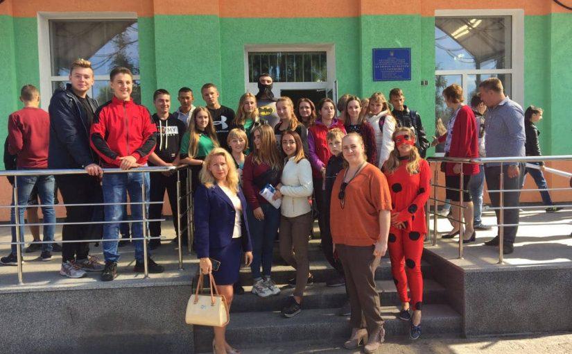 День кар'єри «Озвуч Талант Громаді – 2019» у Станишівській ОТГ за участі представників Житомирської політехніки