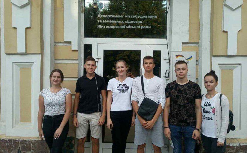 Студенти Житомирської політехніки – учасники Business Ideas Fest
