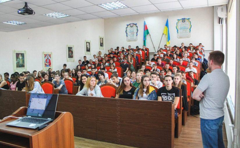 Студенти Житомирської Політехніки взяли участь у спільному семінарі компанії Easygenerator та наукової школи «Цифрові освітні технології»