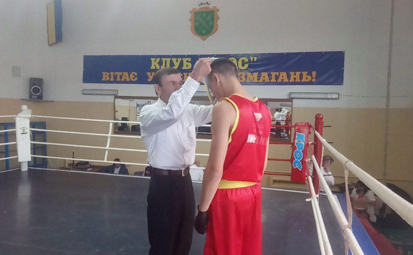 Студент Житомирської політехніки Харитончук Дмитро став чемпіоном Житомирської області з боксу