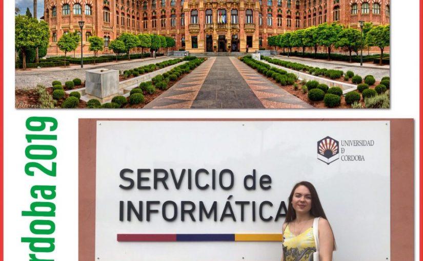Державний університет «Житомирська політехніка» – Університет м. Кордови (Іспанія): Еразмус+/ «Мобільність в дії»