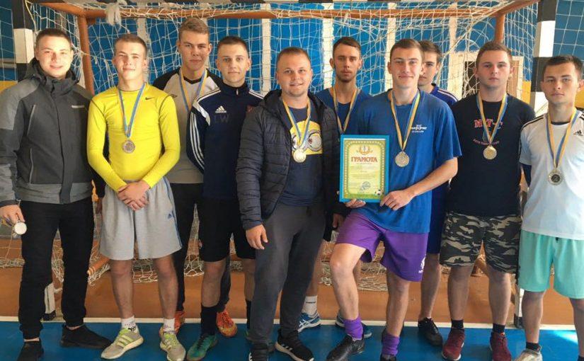 Почесне ІІ місце в турнірі з футзалу отримали студенти ФПУП