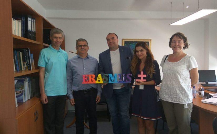 Еразмус+: співпраця Житомирської політехніки з Європейським університетом Кіпру