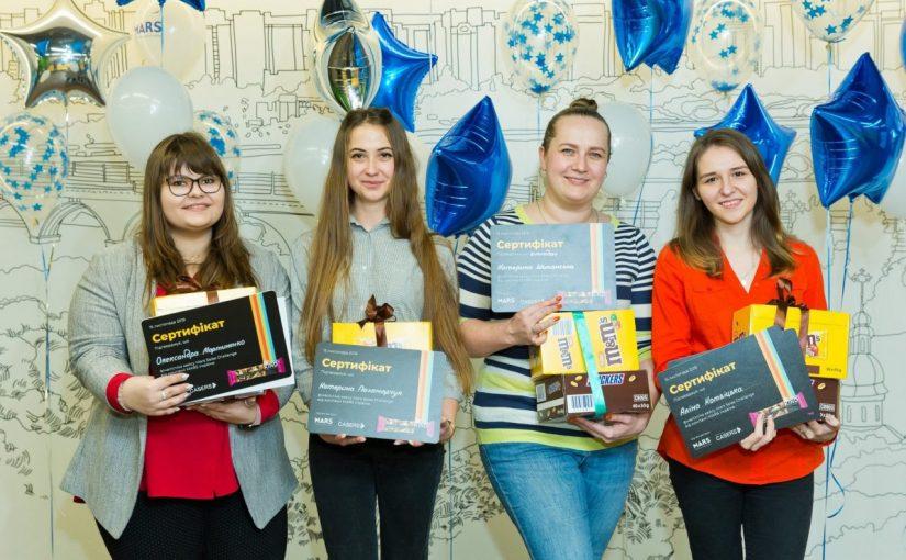 Економісти-міжнародники Житомирської політехніки взяли участь у конкурсі компанії «MARS Україна»