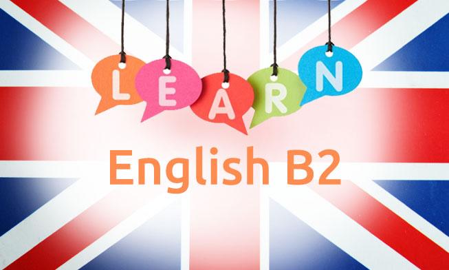 Отримай міжнародний сертифікат з англійської мови на рівень В2