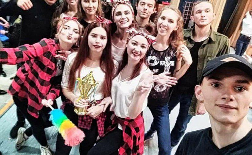 DANCE BATTLE 2019: команди факультетів Житомирської політехніки розпочали боротьбу за приз глядацьких симпатій