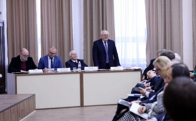 Засідання Ради проректорів із наукової роботи закладів вищої освіти та директорів наукових установ МОН України