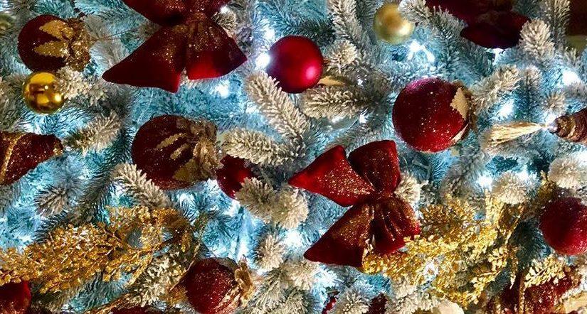 Привітання з Новим 2020 роком та Різдвом Христовим!
