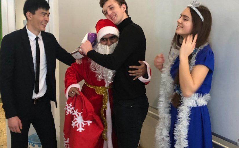 Святий Миколай або Secret Santa у Житомирській політехніці