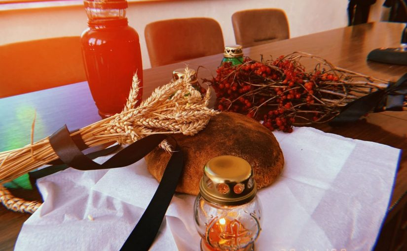 Вшанування студентами ФПУП пам'яті жертв Голодомору в Україні