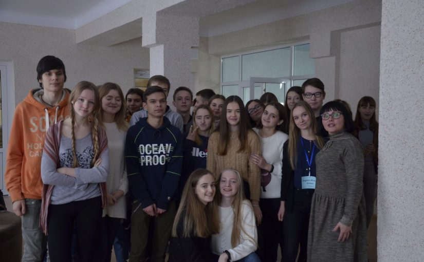English Winter School 2020: Day 1
