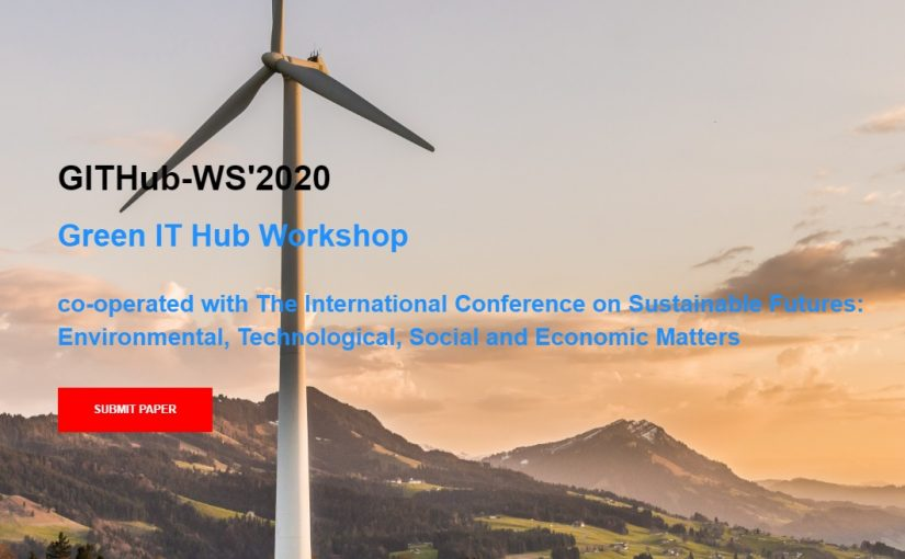Запрошуємо до участі у міжнародному семінарі Green IT Hub Workshop