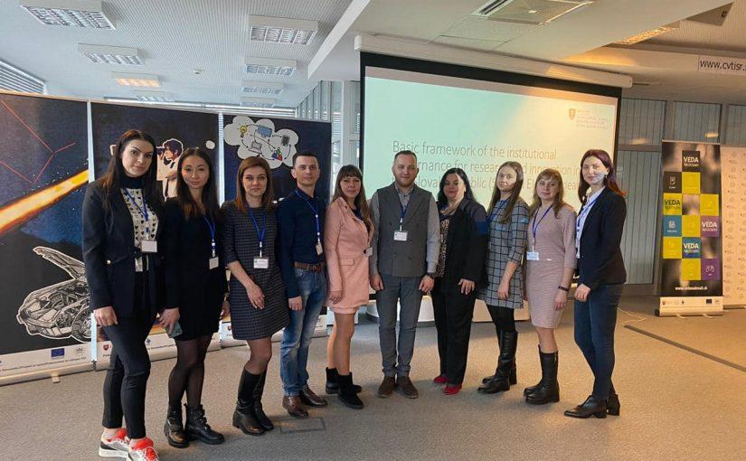Участь делегації Житомирської політехніки у IV Міжнародному форумі «Угода про асоціацію: рушійні інтеграційні зміни» (Словаччина, Австрія)