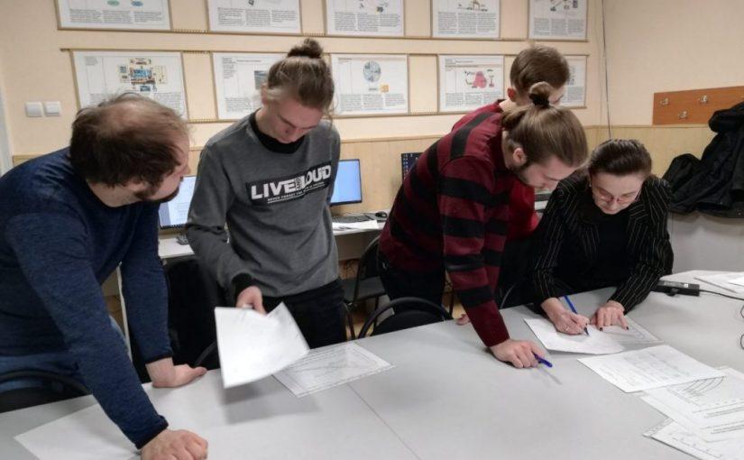 Візит професорки Сілезького технологічного університету до Житомирської політехніки в рамках проекту «SmaLog»