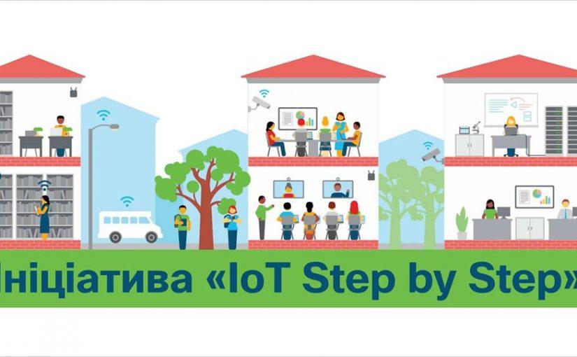 Всеукраїнська ініціатива Cisco IoT Step by Step – 2020 з Житомирською політехнікою