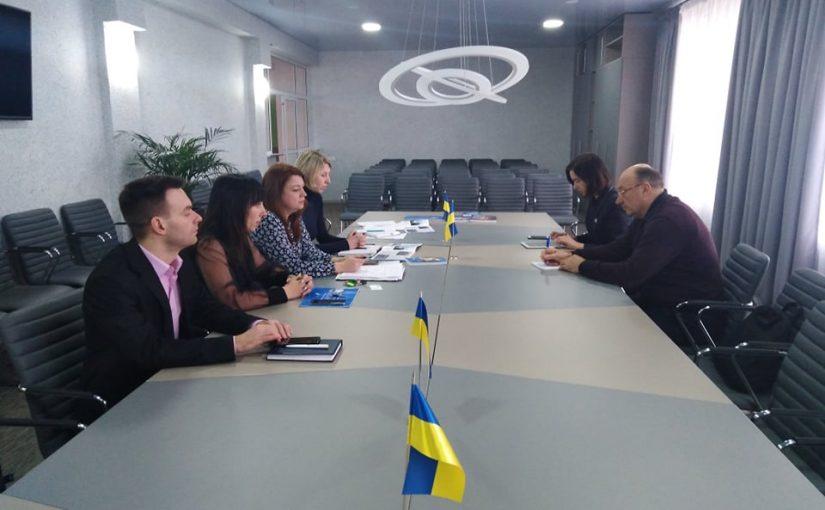 Реалізація проекту «Україна – Норвегія» за напрямом «Організація власного бізнесу, участі в інвестиційних проектах та грантових програмах»