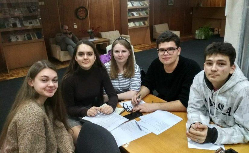 Участь представників стартап клубу Житомирської політехніки у тренінгах від YEP!