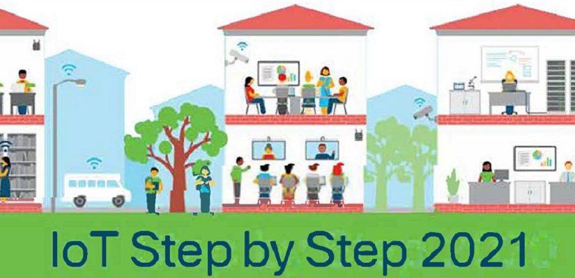 IoT Step by Step – 2021 з Житомирською політехнікою