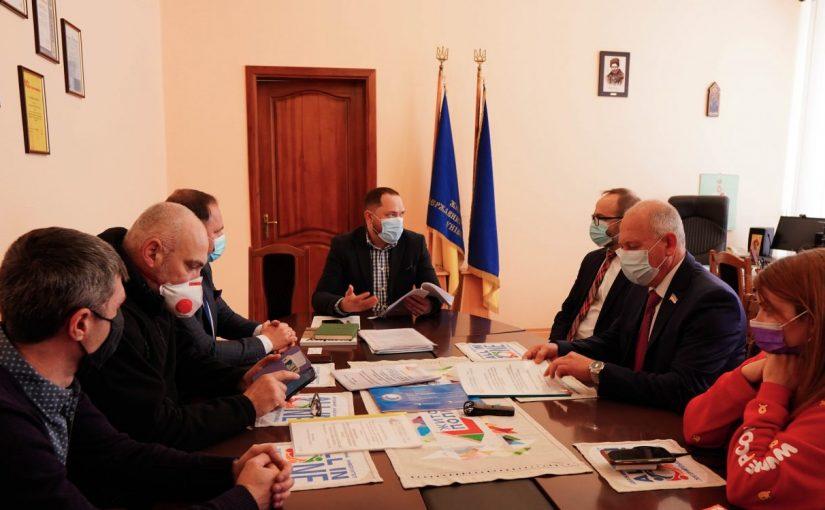 Візит Заступника Міністра у справах ветеранів України з питань європейської інтеграції та Генерального Консула Республіки Польща